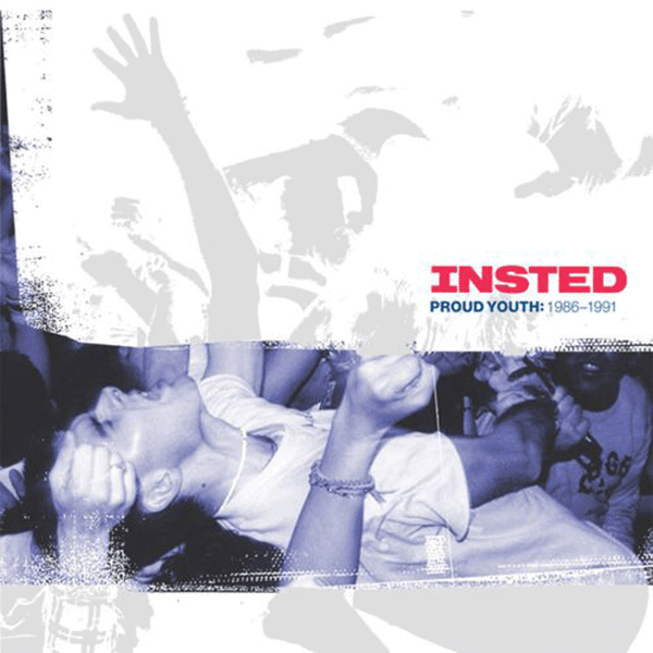 INSTED - PROUD YOUTH 2XLP