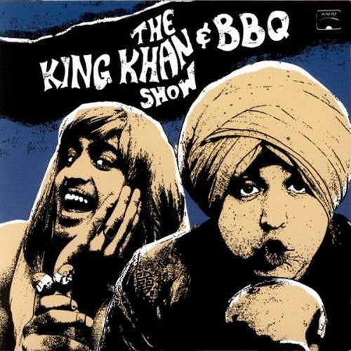 KING KHAN & BBQ SHOW, THE - WHATS FOR DINNER? LP