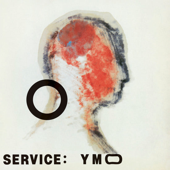 YELLOW MAGIC ORCHESTRA - SERVICE LP
