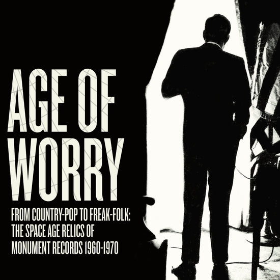 V/A - AGE OF WORRY LP