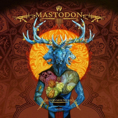 MASTODON - BLOOD MOUNTAIN LP PICTURE DISC