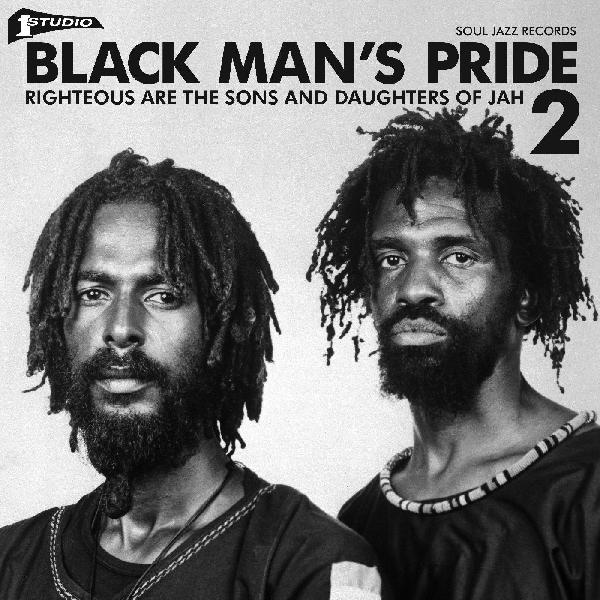 V/A - BLACK MAN'S PRIDE 2: RIGHTEOUS ARE THE SONS... 2XLP