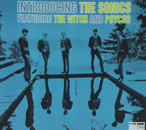 SONICS, THE - INTRODUCING THE SONICS LP