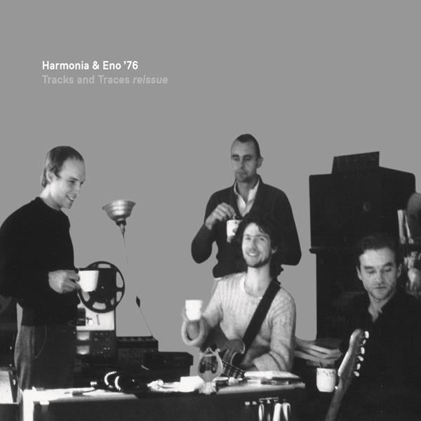 HARMONIA & ENO - TRACKS AND TRACES LP
