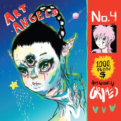GRIMES - ART ANGELS LP