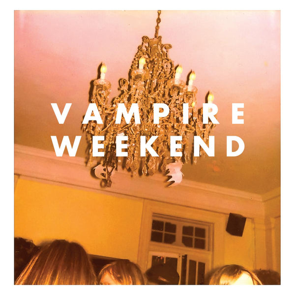 VAMPIRE WEEKEND - S/T LP
