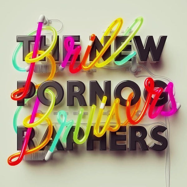 NEW PORNOGRAPHERS, THE - BRILL BRUISERS LP