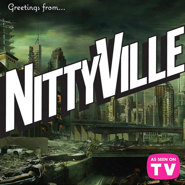 MADLIB - MEDICINE SHOW #9: CHANNEL 85 PRESENTS NITTYVILLE 2XLP