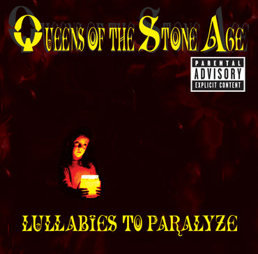 [PRE-ORDER 12/20] QUEENS OF THE STONE AGE - LULLABIES TO PARALYZE 2XLP
