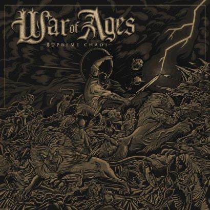 WAR OF AGES - SUPREME CHAOS LP