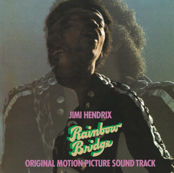 HENDRIX, JIMI - RAINBOW BRIDGE LP