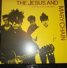JESUS AND MARY CHAIN, THE - SEND ME AWAY EARLY DEMOS LP