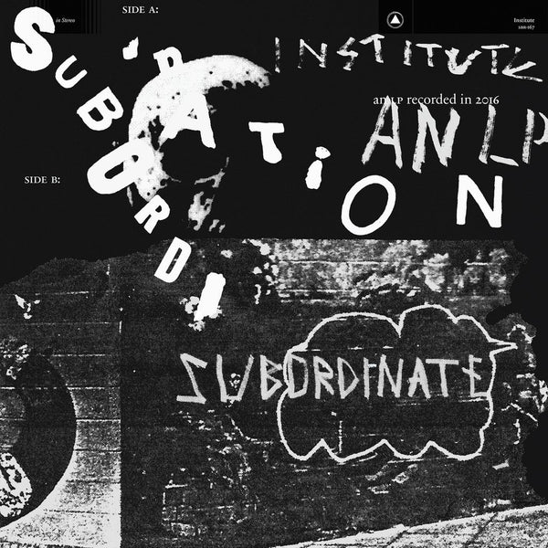 INSTITUTE - SUBORDINATION LP