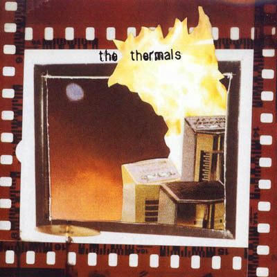 THERMALS, THE - MORE PARTS PER MILLION LP