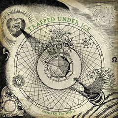 TRAPPED UNDER ICE - SECRETS OF THE WORLD LP