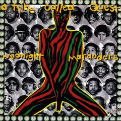 TRIBE CALLED QUEST, A - MIDNIGHT MARAUDERS LP