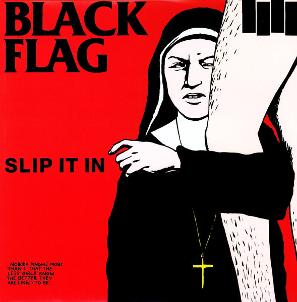 BLACK FLAG - SLIP IT IN LP
