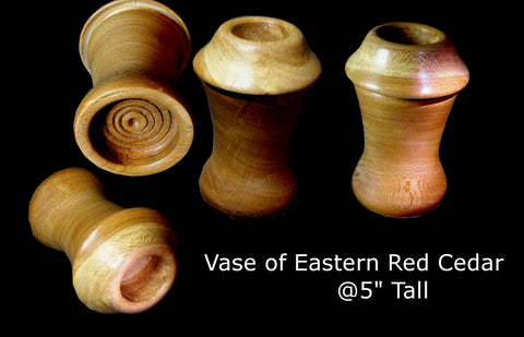 Vase of Eastern Red Cedar