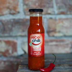 red sweet chilli sauce