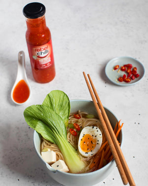 red chilli sauce recipe