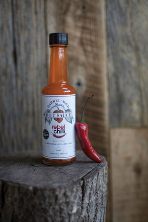Barrel Aged Hot Sauce | Buy Online | UK & Ireland