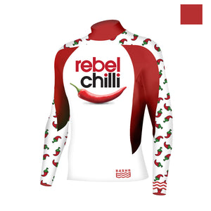 Rebel Chilli Rash Vest