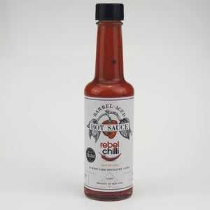 Barrel Aged Hot Sauce