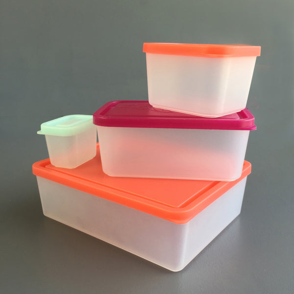 Box Set of 4 Containers - Sorbet