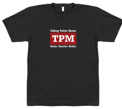 TPM Black American Apparel T-Shirt