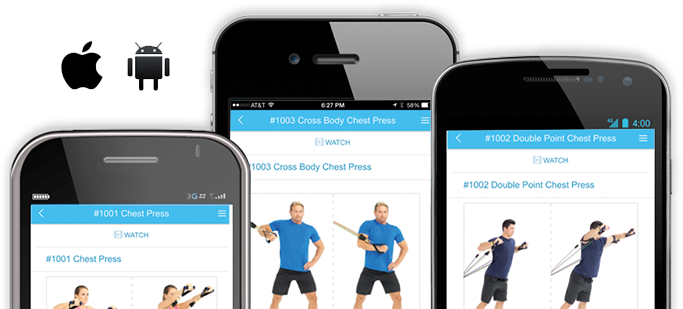 Download the Bodylastics App
