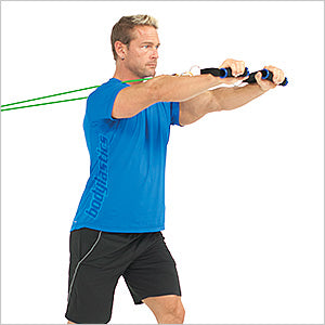 Forward Triceps Extension