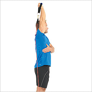 One Arm Overhead Triceps Extension
