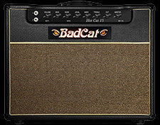 Bad Cat Amplifiers