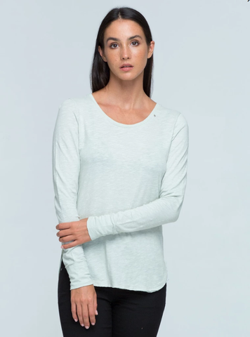 Rika Top L/Sleeve        MUD