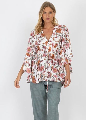 Boho Top           WILDFLOWER