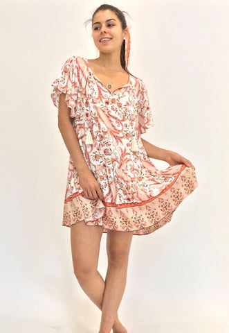Flutter Dress      WHIMSICAL