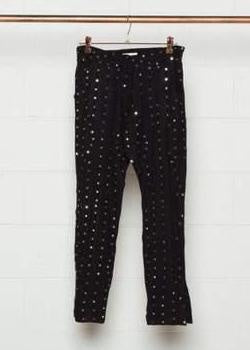 Manhattan Pant       BLACK
