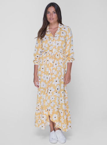 Kinsley Maxi Dress          WILDFLOWER