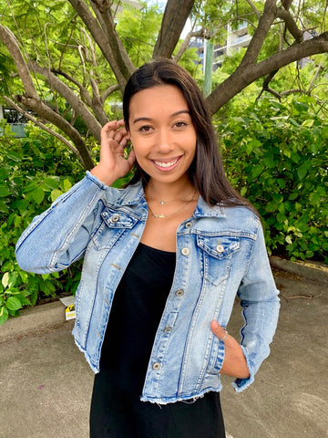 Kayla Denim Jacket