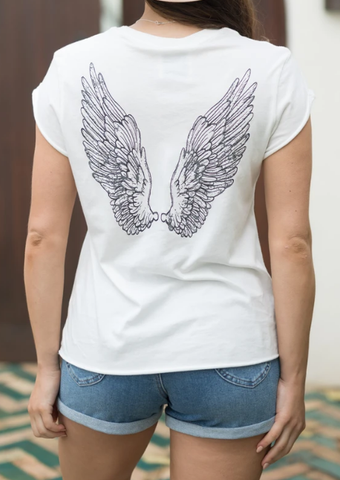 Vintage Wings           WHITE