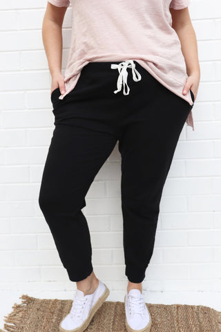 Brooklyn Pants        BLACK
