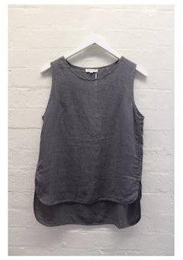 Anya Top       WASHED NAVY