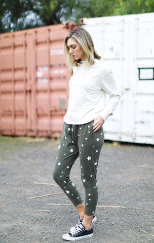 Galaxy Star Jogger       KHAKI