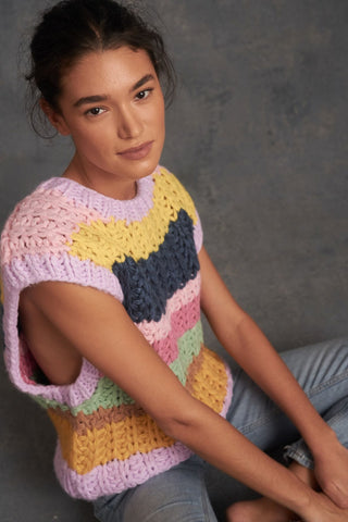 Trinny Shirt Button       NATURAL