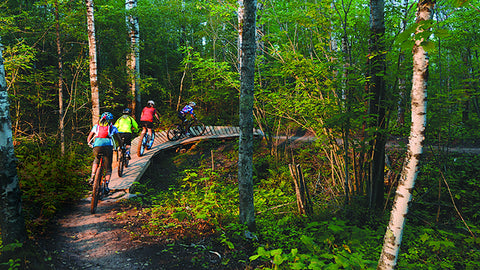 Duluth Traverse Mountain Bike Adventure Gift Certificate