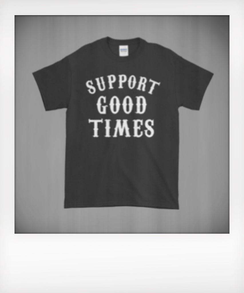 Support Logo Tshirt