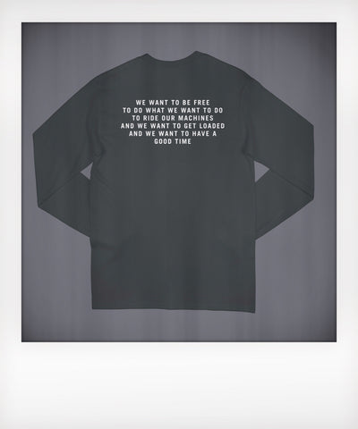 Wild Angels Long Sleeve