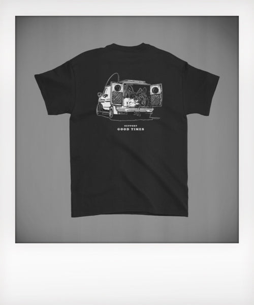 Get In The Van Tshirt