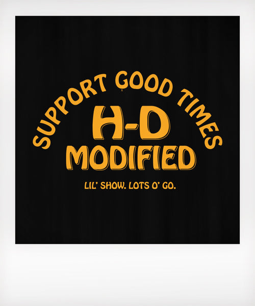 H-D Modified Tshirt