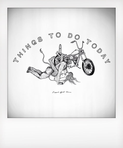 Things To Do Today Tshirt